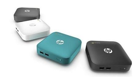 HP también entrará al mercado de Chromebox