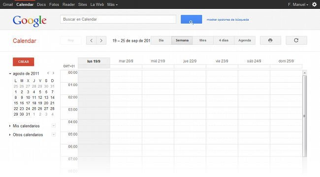 Google Calendar introduce mejoras para usuarios invidentes