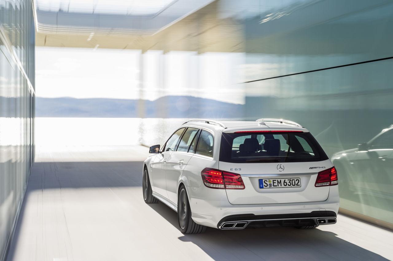 Foto de Mercedes-Benz E 63 AMG 2013 (27/31)