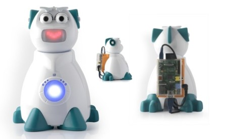 Aisoy1, el robot español basado en Raspberry Pi que expresa emociones