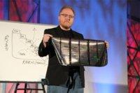 WebOS en pantallas flexibles: el sueño de HP