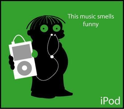 Concurso de carteles de iPod