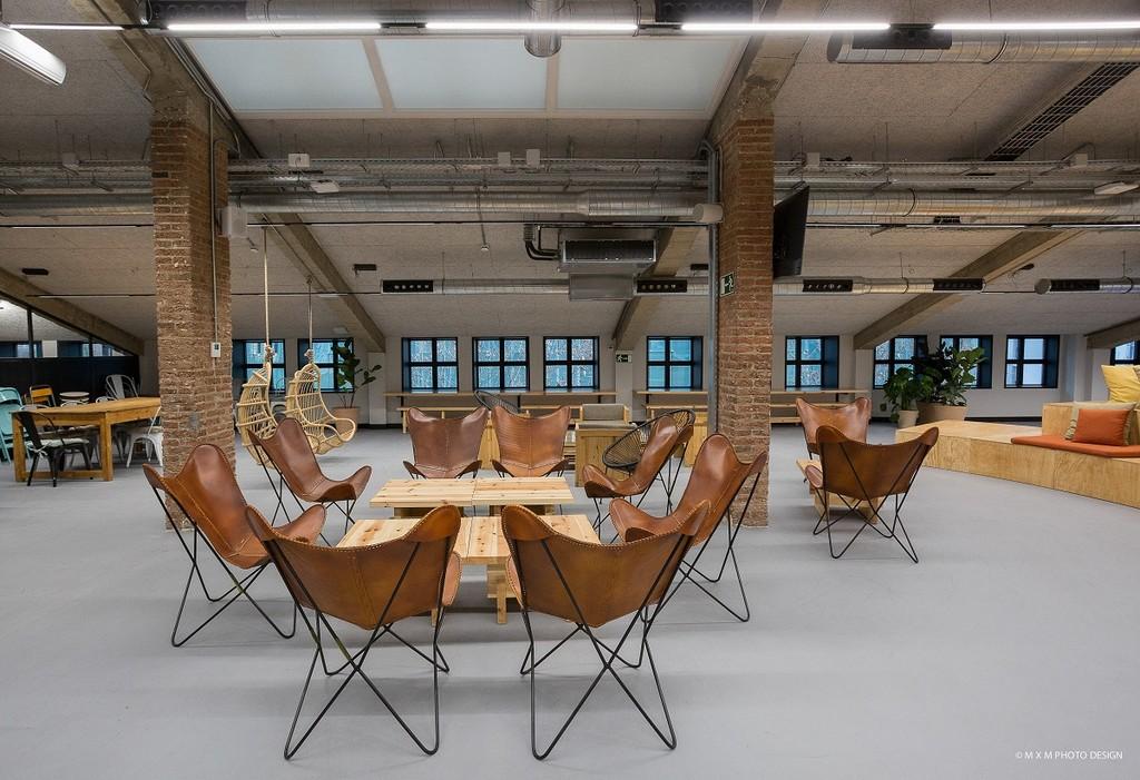 Espacios para trabajar: McCann WG estrena oficinas en Barcelona