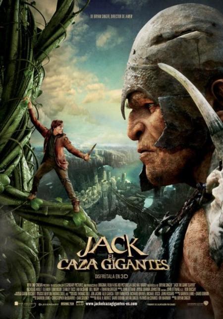 'Jack el caza gigantes', los carteles
