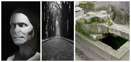 Tumbas Cementerio De Paris