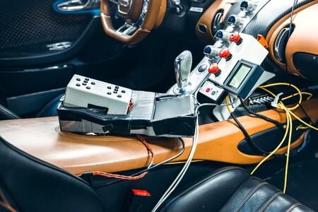 Bugatti Chiron 4 005 Interior