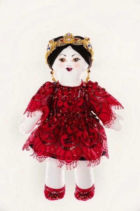 Dolce&Gabanna doll