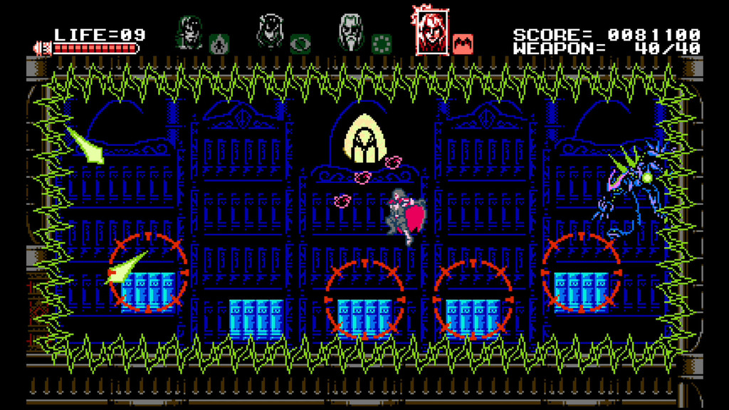 Bloodstained Curse Of The Moon 02