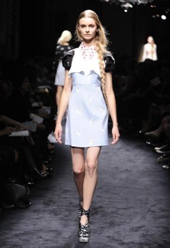 Miu Miu, Primavera-Verano 2010 en la Semana de la Moda de París V