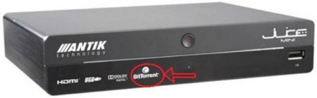 bittorrent set top box
