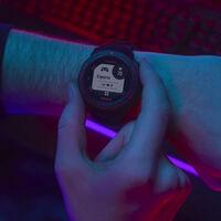 Este Garmin no solo mide las pulsaciones, sino que permite a los jugadores mostrar cómo cambian en tiempo real en sus streamings