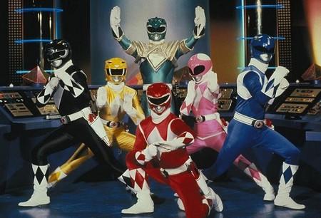 Los 'Power Rangers' darán otra vez el salto al cine