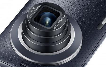Galaxy K Zoom, cámara