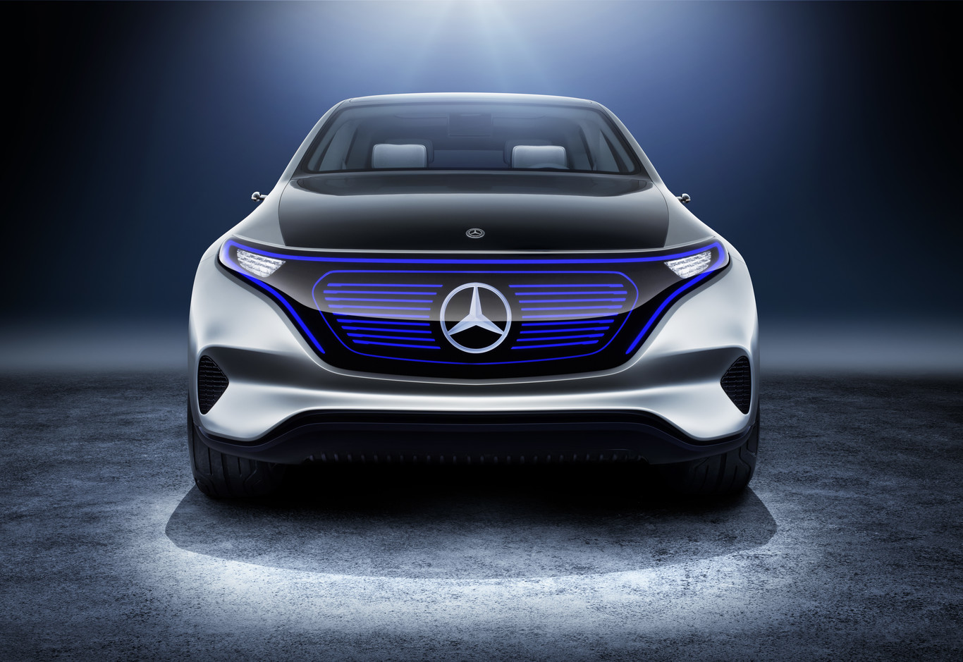 Foto de Mercedes-Benz Generation EQ Concept (1/11)