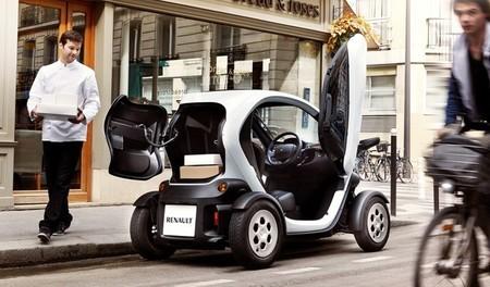 Renault Twizy Cargo blanco