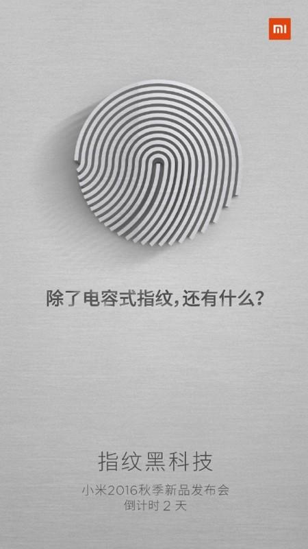 Xiaomi Mi 5s Sensor Ultrasonico Huellas