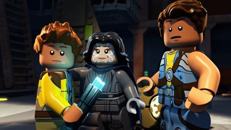 Lego Star Wars Las Aventuras De Los Freemaker