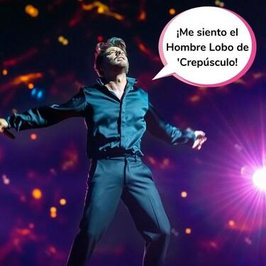 """Blas Cantó está en la Luna (literalmente): llueven las críticas tras su primer ensayo oficial de Eurovisión por su """"súper escenografía"""""""