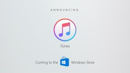 Odiado y amado: aparecen pistas que avisan que iTunes de Apple llegará muy pronto a la Tienda de Microsoft