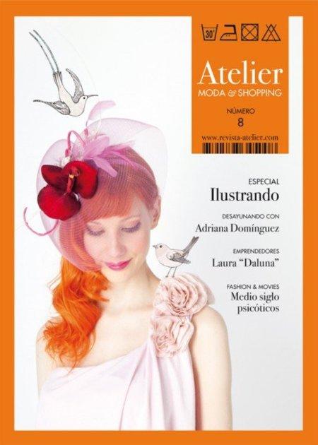 Blogger Power: el nuevo número de la revista Atelier