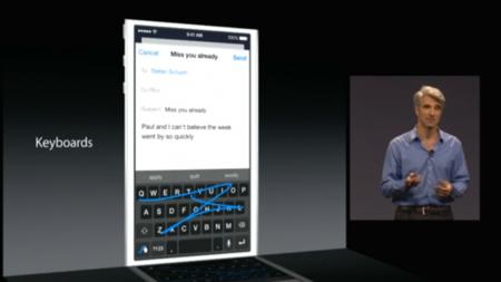 Teclados de terceros para iOS