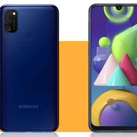Samsung Galaxy M21: la familia Galaxy M se renueva con una monstruosa batería de 6.000 mAh y mejores cámaras
