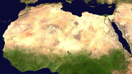 """Un """"muro verde"""" de miles y miles de kilómetros: así lucha África contra la desertificación"""