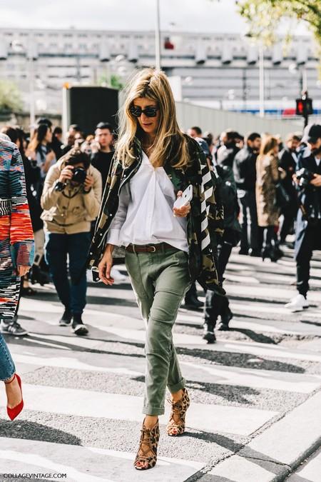 Pfw Paris Fashion Week Ss17 Street Style Outfits Collage Vintage Valentino Balenciaga Celine 27 1600x2400