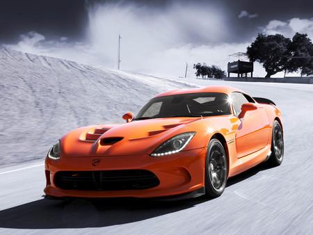 Dodge Viper Ta