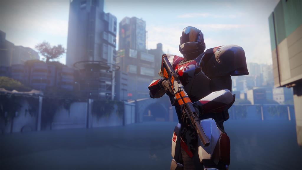 Destiny 2 Titan Portada
