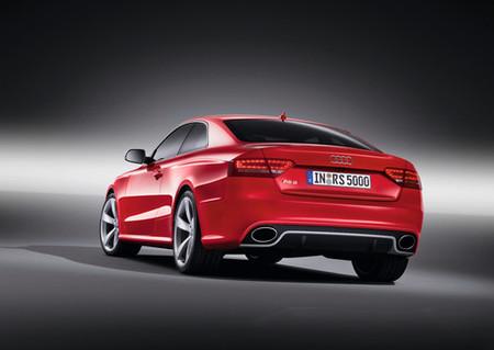 Audi RS5 trasera
