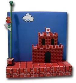 Mario de papel (que no Paper Mario)