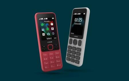 Nokia sigue apostando por los teléfonos básicos y presenta los Nokia 125 y Nokia 150