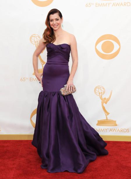 Alyson Hannigan Emmy 2013