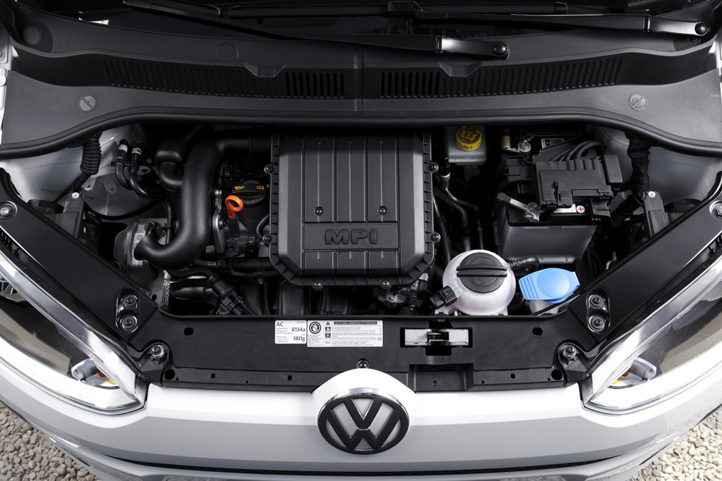 Foto de Volkswagen Up! (24/75)