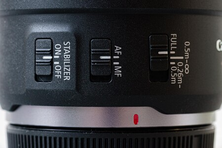 Canon RF 100mm f2,8L Macro IS USM