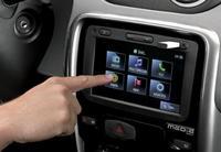 """Nuevo sistema de infotenimiento """"Media Nav"""" de Renault en México"""
