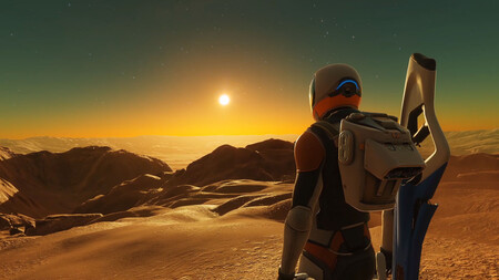 La alfa de la expansión Elite Dangerous: Odyssey arranca en su versión para PC con la primera de sus cuatro fases