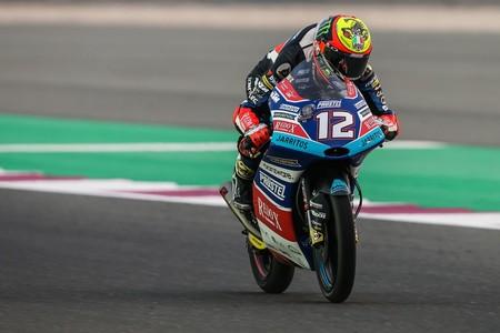 Marco Bezzecchi Gp Catar Moto3 2018
