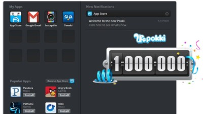 Pokki supera el millón de usuarios y sale de la beta con su nueva versión