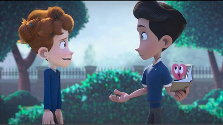 34da5389c8 El corto animado sobre el primer flechazo entre dos chicos que te  emocionará como el mejor Pixar