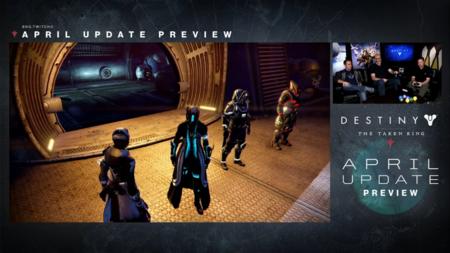 Destiny Actualizacion De Abril 8