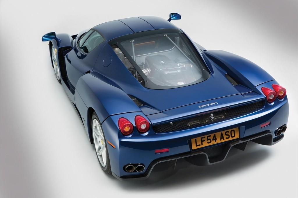 Ferrari Enzo Azul 012