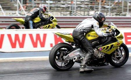 BMW S1000RR Brock's Performance, la deportiva alemana también hace dragster