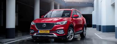 El nuevo MG HES es un SUV híbrido enchufable de 258 CV que llega a España desde China por 34.000 euros