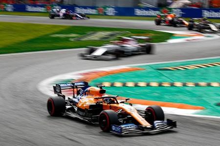 Sainz Monza F1 2019