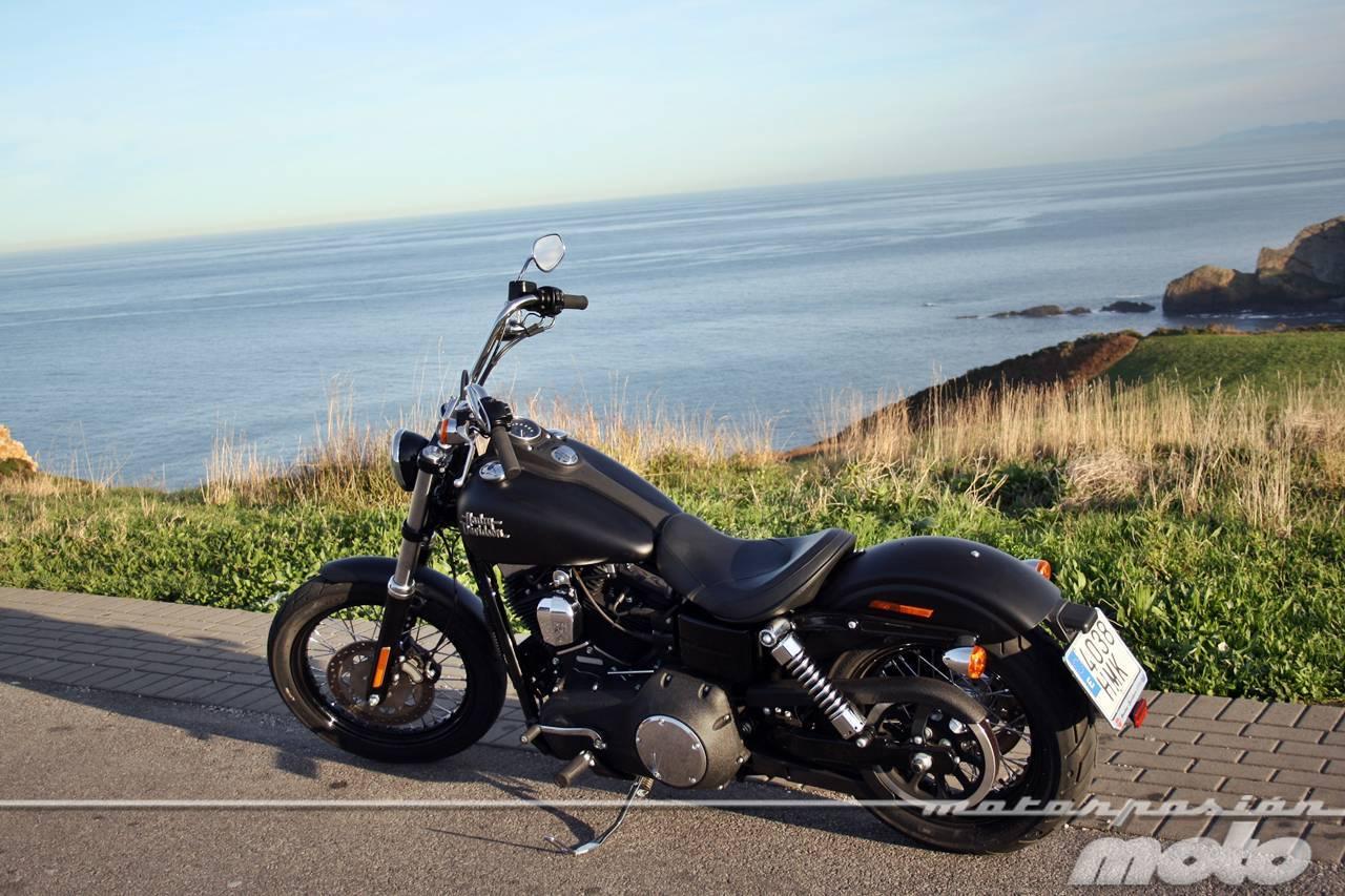 Foto de Harley Davidson DYNA Street Bob, prueba (valoración, ficha técnica y galería) (17/35)