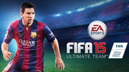 FIFA 15 Ultimate Team llega a Android