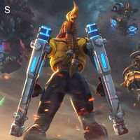 El MOBA free-to-play Genesis prepara su lanzamiento en PS4 para agosto