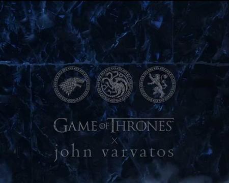 John Varvatos crea una colección cápsula inspirada Game of Thrones llena de estilo